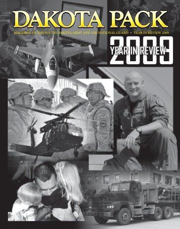Dakota Pack - Year in Review 2009