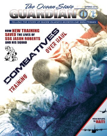 The Ocean State: Guardian - Spring 2010