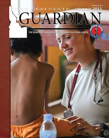 The Gem State Guardian - Summer 2011