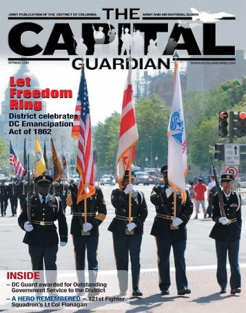 The Capital Guardian - Spring 2012