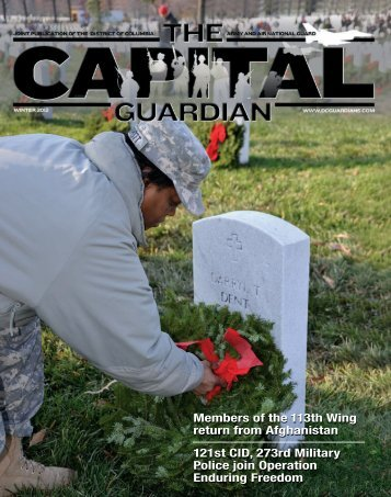 The Capital Guardian - Winter 2012