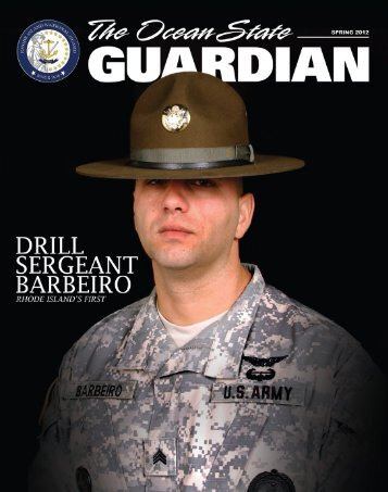 The Ocean State Guardian - Spring 2012