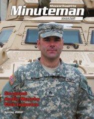 Minuteman Magazine - Spring 2008 - Keep Trees