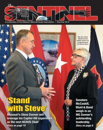 The Sentinel - Summer 2012