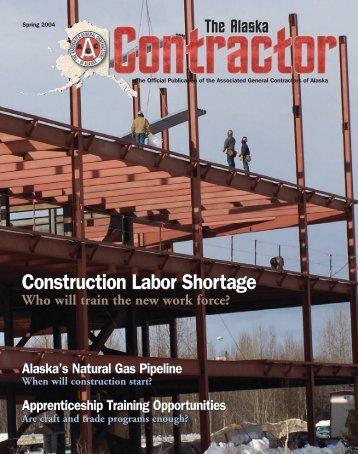 The Alaska Contractor: Spring 2004