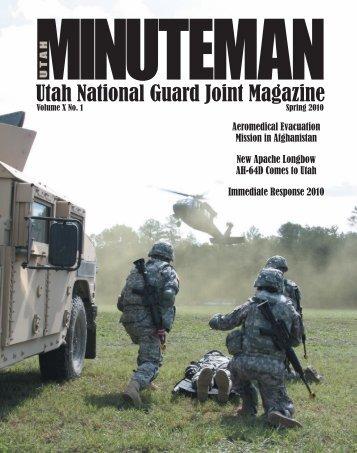 Utah Minuteman - Spring 2010