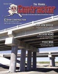 The Alaska Contractor: Summer 2006