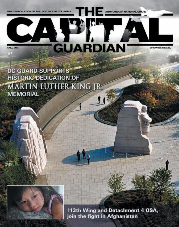 The Capital Guardian - Fall 2011