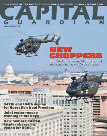 Capital Guardian - Spring 2009