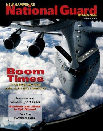 New Hampshire National Guard Magazine: Winter 208