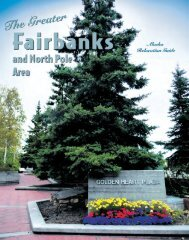 The Greater Fairbanks and North Pole Area ... - Keep Trees