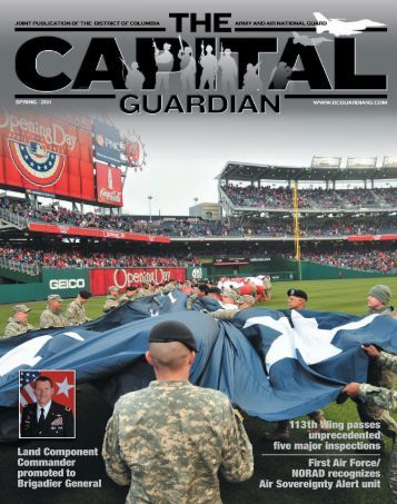 The Capital Guardian - Spring 2011