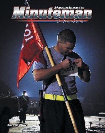 Massachusetts Minuteman: Spring 2010