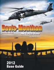 Davis-Monthan Air Force Base - 2012 - Keep Trees
