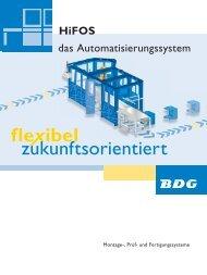 zukunftsorientiert - BDG
