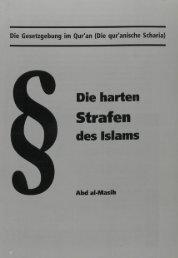 Die harten Strafen des Islams