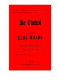 Über Freiheit, Kulturmission der Presse und den ... - Welcker-online.de