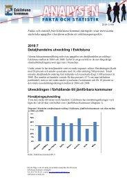 2010:7 Detaljhandel.pdf - Eskilstuna kommun