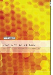 coolwex solar dhw