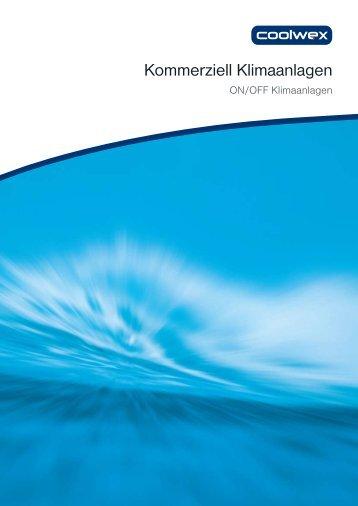Kommerziell Klimaanlagen - COOLWEX