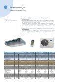 Kommerziell Klimaanlagen - COOLWEX - Seite 6
