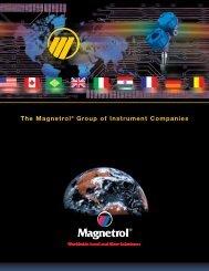 Instruction Manual - Magnetrol International on