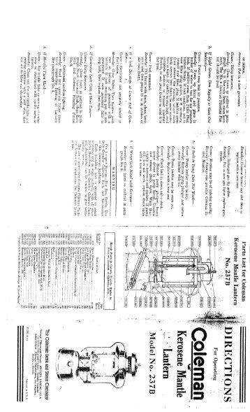 Coleman 220e Manual
