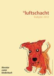 2012°01 (PDF) - Luftschacht Verlag