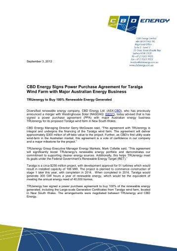 Power PurchaseEnergy Service Agreements In Nicaragua