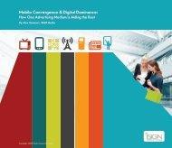 Mobile Convergence & Digital Dominance: