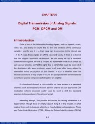 Digital Transmission of Analog Signals - nptel - Indian Institute of ...