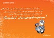 Broschüre (.pdf) - c+e forum AG