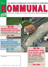 Download Ausgabe 9 - Kommunal