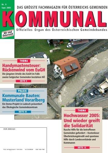 Download Ausgabe 9 - Kommunal
