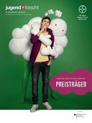 PREISTRäGER - Jugend forscht