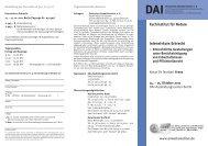 Intensivkurs Erbrecht - Deutsches Anwaltsinstitut eV