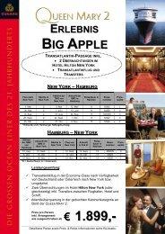 Erlebnis Big Apple - ASEAG-Reisen GmbH