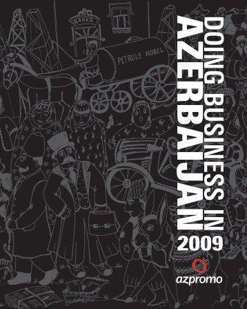 Doing Business in Azerbaijan 2009 - Azerbaijan Export ...