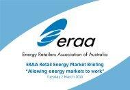 "The ""California"" Electricity Crisis - Australian Institute of Energy"