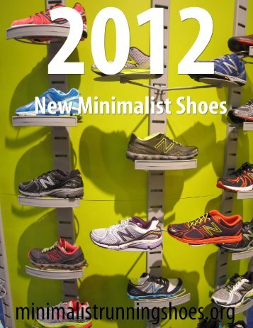The New Barefoot-style Shoes Of 2012 – Minimalist Running