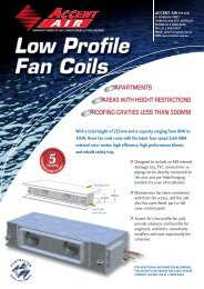 Accent Low Profile 2pp OUTPUT.indd - Industrial Air