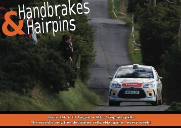 H&H 246 - HANDBRAKES & HAIRPINS