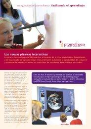 Las nuevas pizarras interactivas - Prodel
