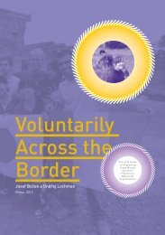 Voluntarily Across the Border - MiND