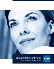 Geschäftsbericht 2007 (pdf) - HYPO Oberösterreich
