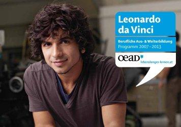 Folder: Leonardo da Vinci - Österreichischer Austauschdienst