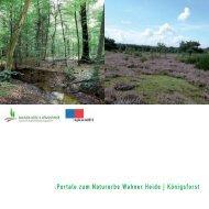 Portale zum Naturerbe Wahner Heide und Königsforst - Stadt Troisdorf