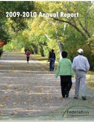 2010 - The Federation of Calgary Communities