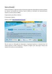 Sistema Aliceweb2 - Abit