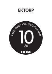 EKTORP - Ikea
